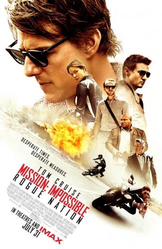 poster- MI5