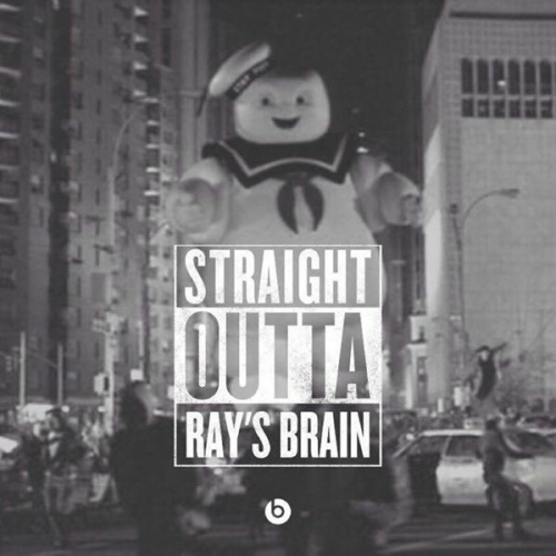 Straight Outta Stay Puft