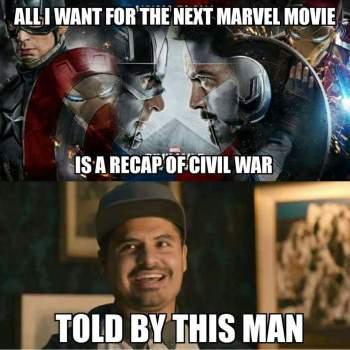Pena Civil War recap