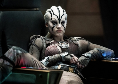 Makeup Star Trek