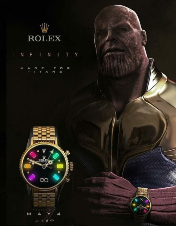Thanos watch