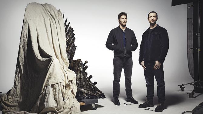 Benioff Weiss Iron Throne