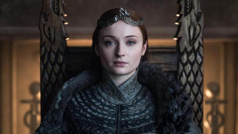 GoT 8.6 Queen Sansa